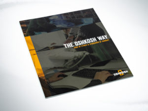We'll help you manufacture manuals and catalogs