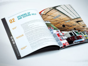 Printing services for directories and guides