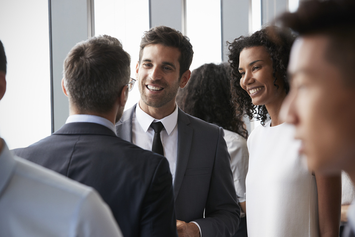 Convention and Conference Networking 101 for Distributors