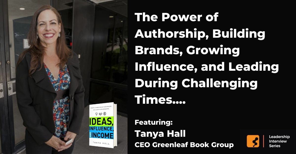 Smart Wins :: How Tanya Hall Helps Build Brands and Cultivate Influence Through The Power of Authorship