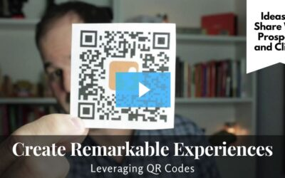 5 Ways To Create Remarkable Experiences With QR Codes